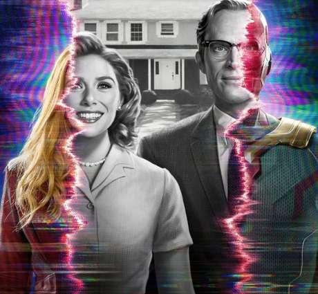 WandaVison terá 6 episódios inspirados na história das séries de TV