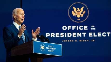 Biden já está preparando seu governo, apesar da recusa de Trump em reconhecer sua vitória