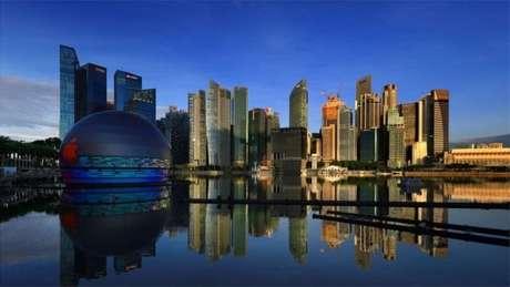 Cingapura retrocedeu em ranking deste ano, em decorrência da pandemia de covid-19