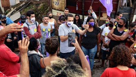 Boulos disputa o segundo turno para a prefeitura de São Paulo com Bruno Covas (PSDB)
