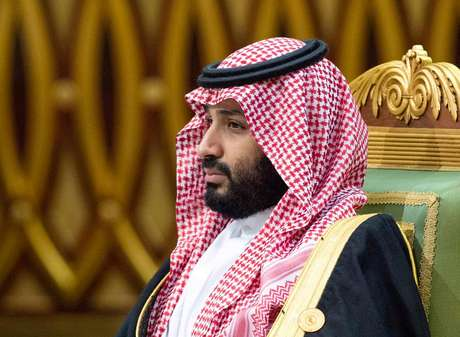 O príncipe saudita Mohammed bin Salman. REUTERS/File Photo