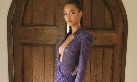 Lais Ribeiro (Foto: Divulgação/Joy Model)