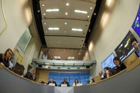 Ministro italiano defendeu uma reforma na OMS, mas com o objetivo de reforçar o papel do órgão no mundo