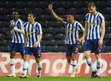 Evanilson pode ter nova oportunidade pelo Porto (MIGUEL RIOPA / AFP)