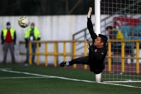 Denis foi o herói da classificação (Foto: Divulgação/Gil Vicente)