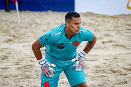 Rafael Padilha é um dos nomes do time do Vasco, semifinalista da competição (Foto: João Vital)
