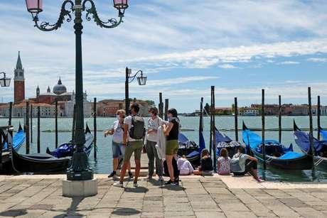 Antes da pandemia, Veneza vinha tentando medidas para coibir excesso de turistas