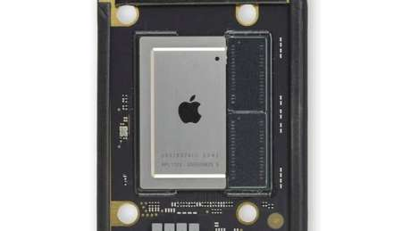 Apple M1 (Imagem: Reprodução/iFixit)