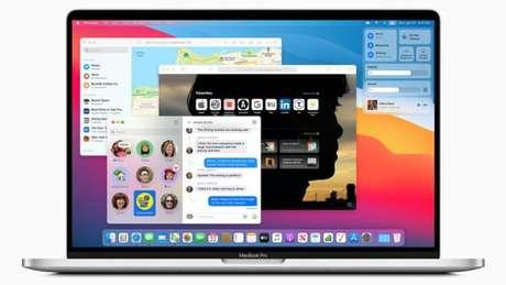 macOS Big Sur (Imagem: Divulgação/Apple)