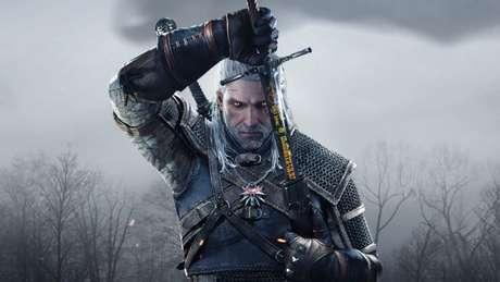 Geralt em The Witcher 3 (Imagem: Divulgação / CD Projekt Red )