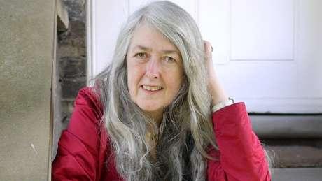 A historiadora britânica Mary Beard é muito popular na Europa