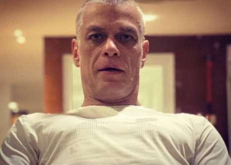O ator Fabio Assunção