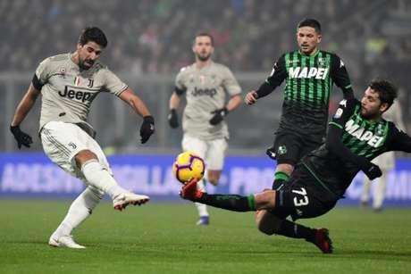 Khedira deixará a Juventus (Foto: Miguel Medina / AFP)