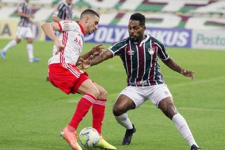 Fluminense venceu o duelo no primeiro turno, de virada, no Maracanã (Foto: Delmiro Júnior/Photo Premium)