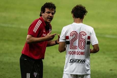 Diniz fez apenas uma contratação desde que chegou ao clube do Morumbi (Foto: Yuri Laurindo/Ofotográfico)