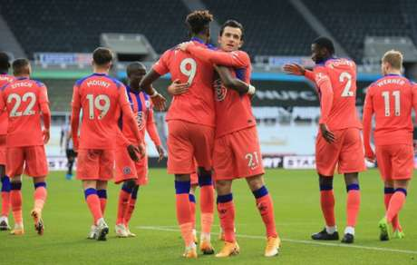 Chelsea venceu o Newcastle (Foto: LINDSEY PARNABY / POOL / AFP)