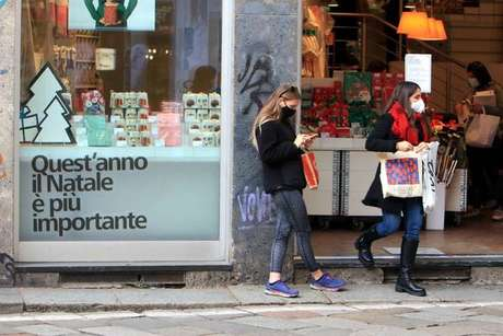 Loja no centro de Milão