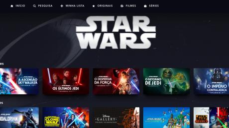 Existe mais de uma ordem para assistir Star Wars (Imagem: Felipe Vinha/Tecnoblog)