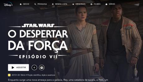 Star Wars O Despertar da Força (Imagem: Felipe Vinha/Tecnoblog)
