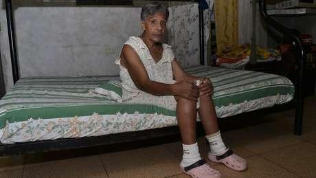 Remédios são a prioridade de Norma, para que ela não corra o risco de sofrer outro AVC