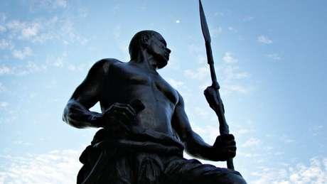 Zumbi é uma das mais importantes figuras de resistência contra a escravidão no Brasil