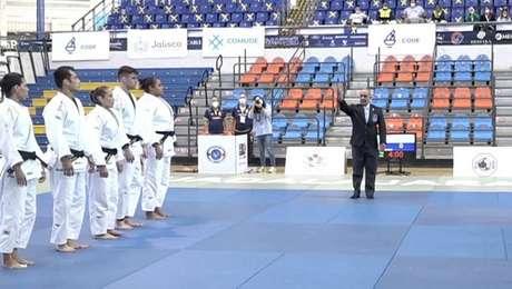 Brasil conquista mais um ouro no Pan-Americano de Judô
