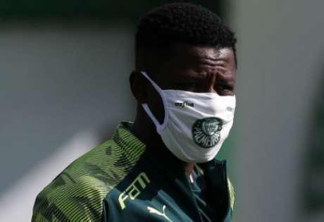 Ramires é um dos maiores alvos de críticas da torcida alviverde nos últimos meses (Foto: Cesar Greco/Palmeiras)