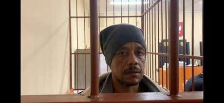 Robson está preso na Rússia há um ano e oito meses (Foto: Reprodução)