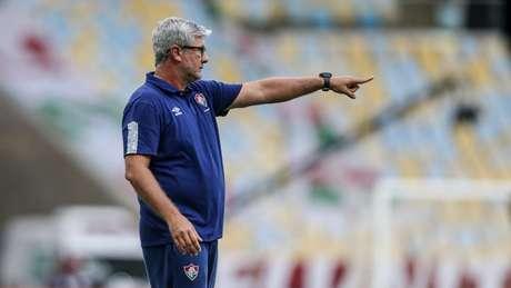 Odair irá reencontrar o Internacional pela primeira vez (Foto: Lucas Merçon/Fluminense FC)