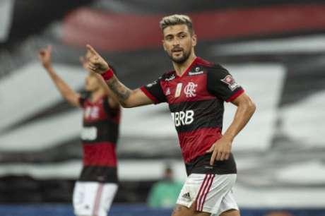 Arrascaeta tem 4 gols nesse Brasileirão (Foto: Alexandre Vidal / Flamengo)