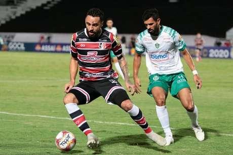 (Foto: Rafael Melo/Santa Cruz FC)