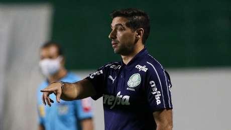 Abel Ferreira sofreu primeira derrota como técnico do Palmeiras (Foto: Cesar Greco/Agência Palmeiras)
