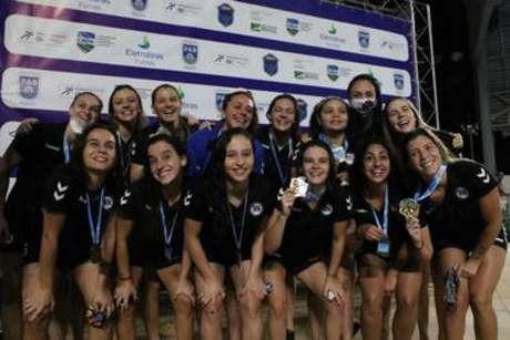 Pinheiros conquistou o Brasil Open de polo aquático, em Bauru (Foto: Caio Souza | On Board Sports)