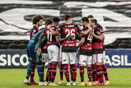 Flamengo enfrenta o Racing na terça-feira pela Libertadores (Foto: Divulgação/Flamengo)