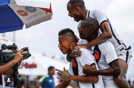 Nos pênaltis, Vasco derrota o Sampaio Corrêa e é tricampeão brasileiro de futebol de areia (Foto: Divulgação/ Vasco)