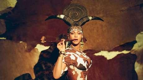 Black is King, álbum visual de Beyoncé, é uma das produções exclusivas do Disney+ (Imagem: Divulgação / Disney+)