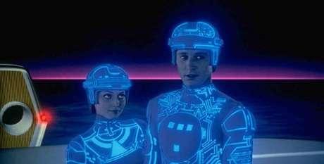 Tron - Uma Odisséia Eletrônica (Imagem: Divulgação / Disney+)