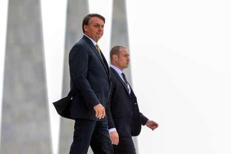Presidente Jair Bolsonaro em Brasília 19/11/2020 REUTERS/Adriano Machado