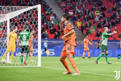 Juventus goleou fora de casa por 4 a 1 (Foto: Divulgação Juventus)