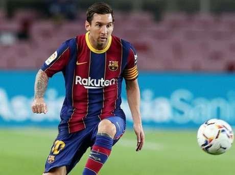 Guardiola disse que gostaria de ver Messi se aposentando no Barcelona (Reprodução/Instagram Messi)