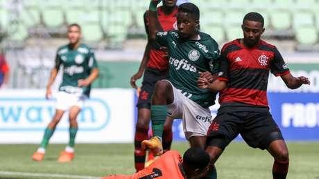 Palmeiras se despede do Brasileiro sub-17 com uma das melhores campanhas (Foto: Fábio Menotti/Palmeiras)