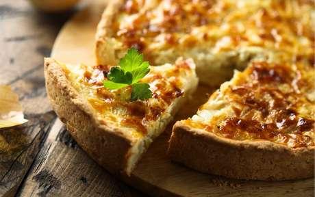 Receitas de quiche para uma refeição rápida e sofisticada!
