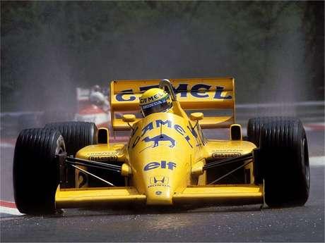 Senna precisou de 78 corridas para igualar a marca de Fangio e de 82 para empatar com Clark. Mas as poles que fez em 161 corridas só foram igualadas quando Schumacher chegou a 232 GPs.