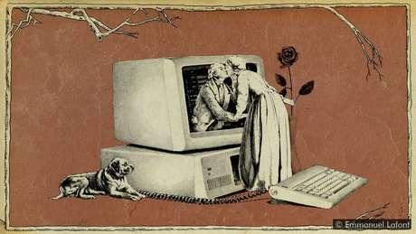 Até mesmo na internet, é mais fácil ter relacionamentos mais sólidos quando você tem menos contatos para administrar