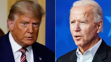 Trump sinalizou início de transição formal para o governo de Biden, que por sua vez comemorou novo passo dado