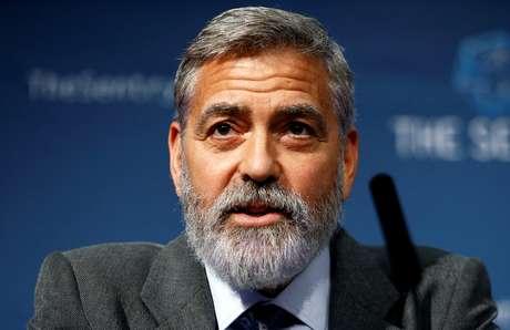 Ator George Clooney 19/09/2019 REUTERS/Henry Nicholls