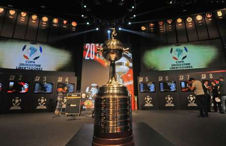 Libertadores agora é transmitida pelo SBT, além da Fox Sports (Foto: Divulgação/Conmebol)