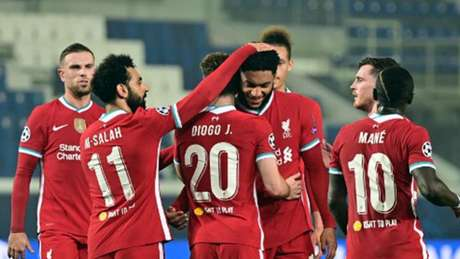 Liverpool goleou na Itália por 5 a 0 (Foto: MIGUEL MEDINA / AFP)