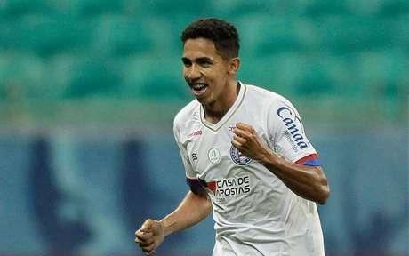 Fessin foi fundamental para o Bahia avançar de fase na Copa Sul-Americana (Foto: Arisson Marinho/AFP)