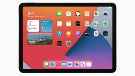 iPad Air 2020 (Imagem: Divulgação/Apple)